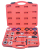 27pcs Crank Camshaft Oil Seal Remover/Installer Set Kit with Angled Blades Seal Remover