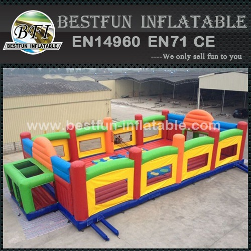 PVC Inflatable Volleyball Court Sport Games Field