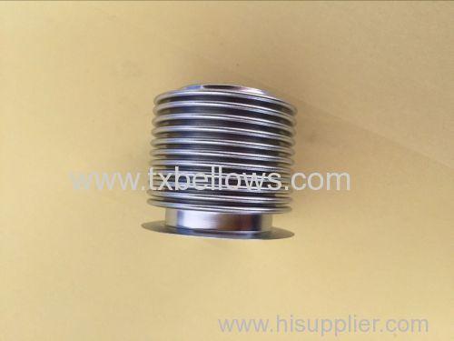 metal bellows for pressure