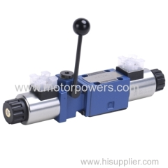 Hydraulic 4WMME6 Manual Directional Valve
