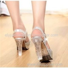 Ladies Comfortable Evening Heels Shoes