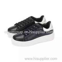 Classic Mens Oxford Platform Sneaker Shoes