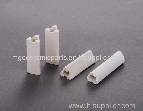 triangle hole MGO tube