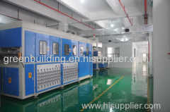 Automatic high speed negative pressure thermoforming machine
