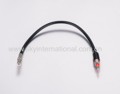 NEW CAR / TRUCK STEREO ANTENNA ADAPTER AERIAL PLUG FOR OEM AFTERMARKET RADIO