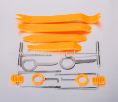 Car Door Plastic Trim Panel Dash Installation Removal Pry Tool Kit 12pcs