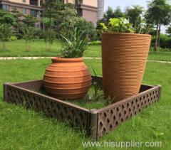 Square Landscaping Garden Planter