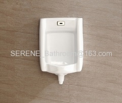 Automatic Sensor Flushing Bathroom Ceramic Wall Hung Urinals