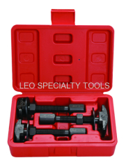 3pcs Rear Axle Bearing Service Set