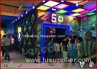 Electric 5D Movie Theater 4D Cinema System 6Dof Motion Simulator