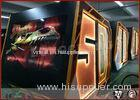 55 Inch 5D Mini Cinema Cabin / 5 D Cinema Coins Operated With 3Dof