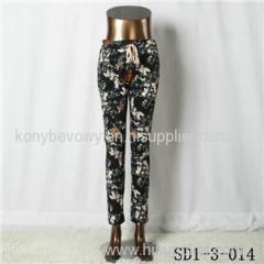 SD1-3-014 Women Fashion Sexy Ventilated Leggings