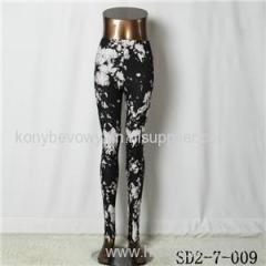 SD2-7-009 Fashion Knit Slim Bandhnu Style Leggings
