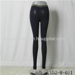 SD2-8-011 Latest Fashion Fashion Knit Starry-sky Print Slim Leggings
