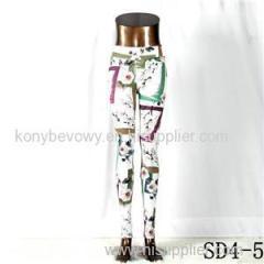 SD4-5 Fashion Popular Animal Yoga Sport Lady Pants
