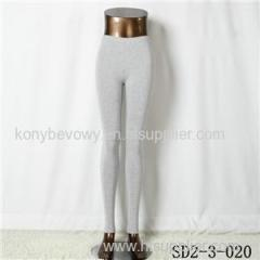 SD2-3-20 Latest Popular Pure Cotton Knit Low-waist All-match Leggings