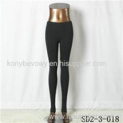 SD2-3-018 Latest Popular Pure Cotton Knit High-waist All-match Leggings