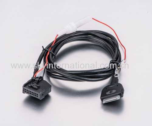 ipod VW cable 5V