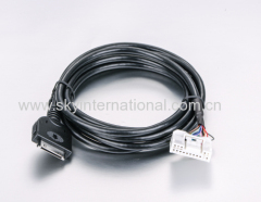 Audio Cable for Scion xB xA xD tC For Pioneer Radio iPod iPhone Interface