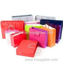 Custom Gift Packaging Bags