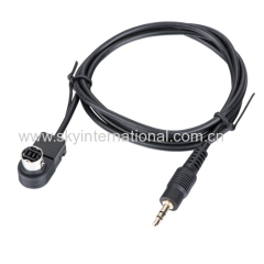 3.5mm output connection cable for alpine car radios
