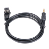 3.5MM output cable connection for pioneer car radio