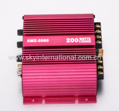 High quality car amplifier