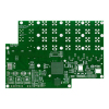 Double-sided PCB with Immersion Silver Finish and Idea for Household Electric Appliances
