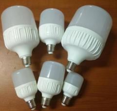 New 6-48W Led Bulb Light Plastic SMD2835 270° PF >0.50