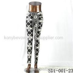 SD1-001-23 Latest Popular Fashion Special Slim Leggings