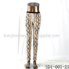 SD1-001-21 Snake BOHO Style Fashion Slim Leggings