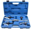 3Jaws Internal & External Puller Set with 3lbs Slide Hammer