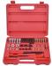 42pcs Universal Metric Rethreader Kit