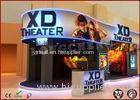 Dynamic XD Movie Theatre Equipment Cinema Cabin Box 3 Dof Platform