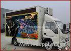 2 Projectors 7D Mobile Cinema Bus Dynamic 360 Degree Motion Seat