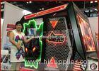 Moveable 5D Mini Cinema Mobile Cabinet 7D Movie Theater With Wheels