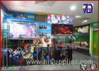 Flexible 7D Mobile Cinema Mobile Movie Theater Interactive Arcade Game