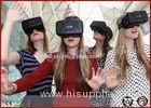 Experience Virtual Reality Simulator Of Oculus Rift Virtual Reality