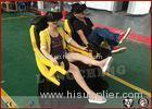 4D Simulador Motion Theater Seats Multifunction Vibration Leg Sweep