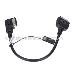 USB Audi Music Interface AMI MMI AUX Cable for A3 A4 A5 A6 A7 A8 Q5 Q7 R8 TTMA15