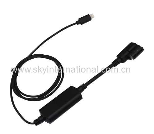 MDI MEDIA INTERFACE CABLE FOR IPAD IPHONE 5 5s 5c 6 6S 6S PLUS Lightning Connector