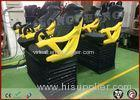 Electric System 2 Seats Motion Theater Seats Wind Effects For 5D Cinema