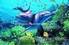 High Precision Ocean Animal Plastic 3D Lenticular Prints Fancy Designs