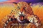 Animal Designs Plastic 3D Printer Service Strong Tiger Style