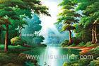 Beautiful Sightseeing Style Plastic Printing Services With 3D Effect