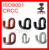 E type rail clip for rail fastening