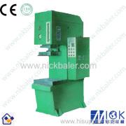 The understanding of several harmful in hydraulic baling press hydraulic phenomenon