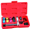 8 pcs Automotive Fuel & Transmission Line Filters and fuel tank return lines Disconnect Tool Kit