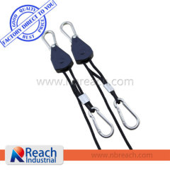 Greenhouse Agriculture Rope Hanger with Ratchet