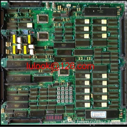 Hitachi elevator parts PCB INV2-EMPU